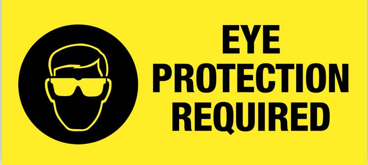 Eye Protection Tips
